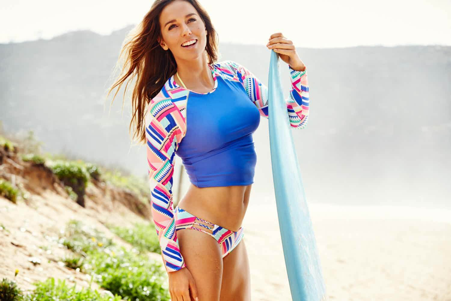 sally fitzgibbons pantie