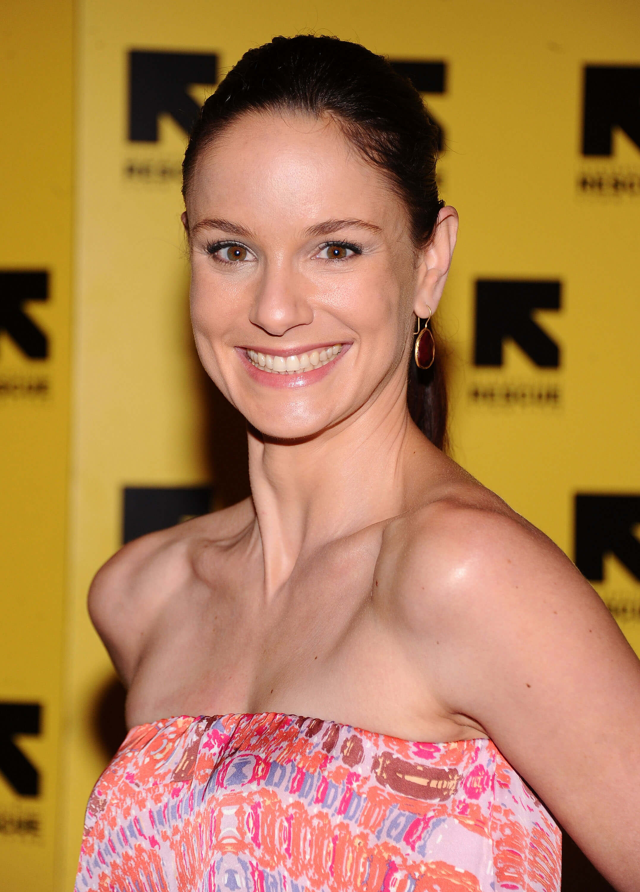 sarah wayne callies smile