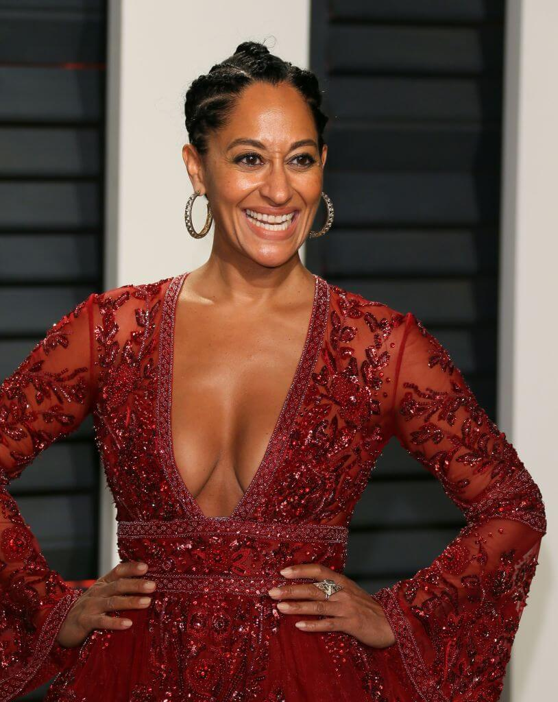 tracee ellis ross hot cleavage pics
