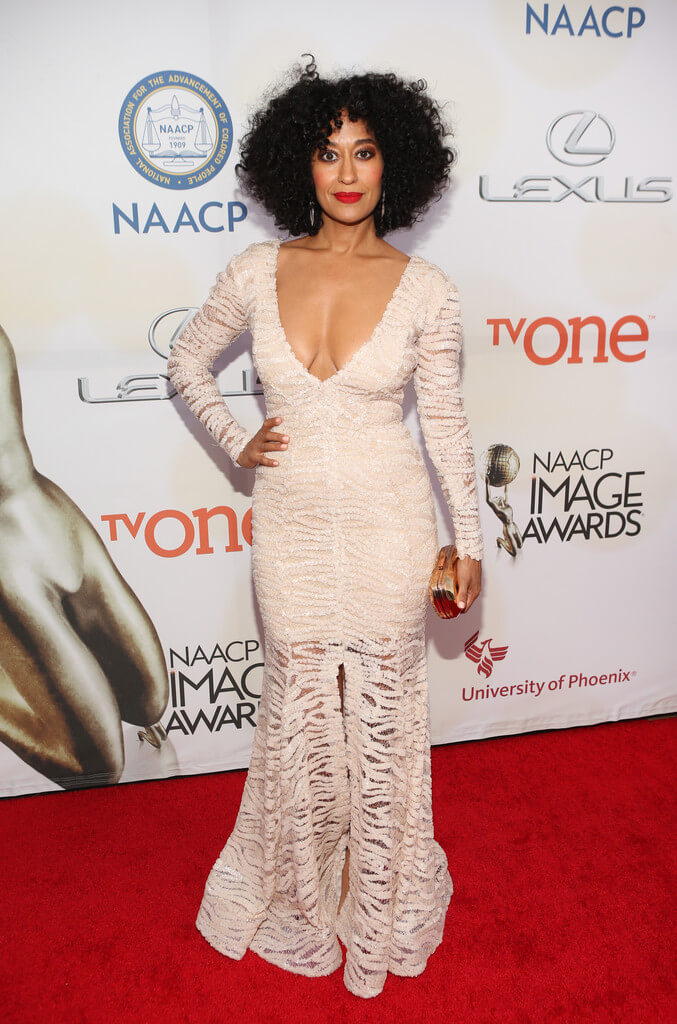 tracee ellis ross red carpet