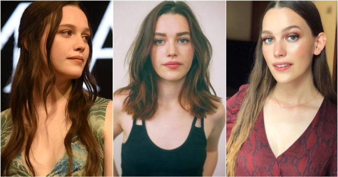 13 Hot Pictures Of Victoria Pedretti That Will Make Your Day A Win