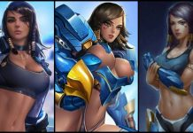 20 Hot Pictures Of Pharah From Overwatch Are So Damn Sexy That We Don't Deserve Her