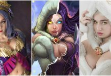 30 Hot Pictures Of Hel Smite Which Will Win Your Hearts