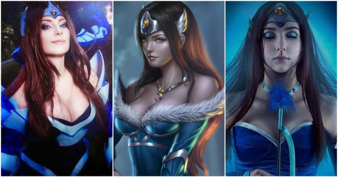 37 Hot Pictures Of Mirana From Dota 2 Will Make You Drool For Her