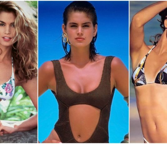 43 Hottest Cindy Crawford Bikini Pictures Are Sexy As Hell