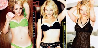 49 Hot Pictures Of Abby Elliott Which Expose Her Curvy Body