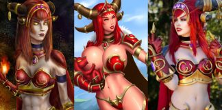49 Hot Pictures Of Alexstrasza From The World Of Warcraft Which Will Make You Fall In Love With Her Sexy Body