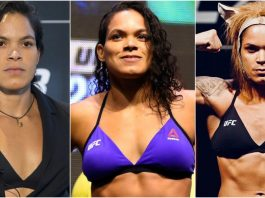 49 Hot Pictures Of Amanda Nunes Which Will Make You Fall For Her