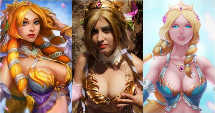 49 Hot Pictures Of Aphrodite Will Win Your Hearts