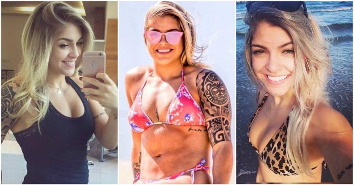 49 Hot Pictures Of Bruna Ellen Which Will Get You Addicted To Her Sexy Body