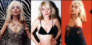49 Hot Pictures Of Debbie Harry Show Off Her Sexy Curvy Body