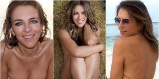49 Hot Pictures Of Elizabeth Hurley Which Will Make You Want To Play With Her