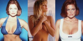 49 Hot Pictures Of Erika Eleniak Which Will Make You Think Dirty Thoughts