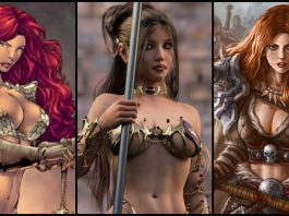 49 Hot Pictures Of Female Barbarian From Dota Will Hypnotise You With Her Exquisite Body