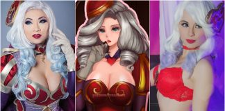 49 Hot Pictures Of Heartseeker Ashe From League Of Legends Are Here To Make Your Day Worthwhile