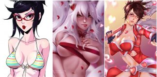 49 Hot Pictures Of Heartseeker Vayne From League Of Legends Will Get You Hot Under Your Collars