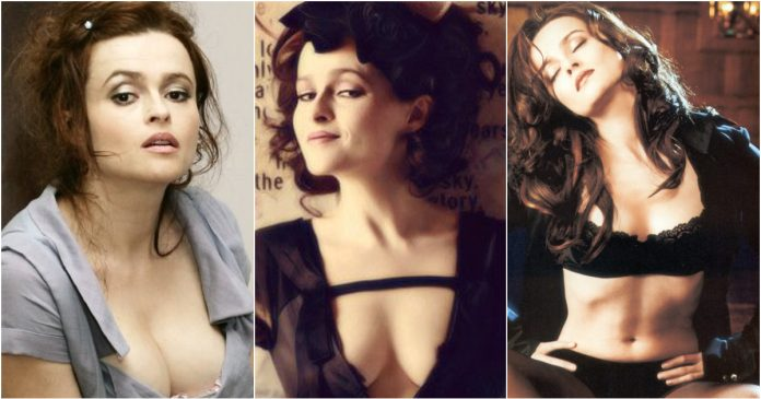 49 Hot Pictures Of Helena Bonham Carter Which Expose Her Curvy Body