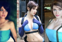 49 Hot Pictures Of Jill Valentine Are Delight For Fans