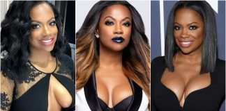 49 Hot Pictures Of Kandi Burruss Which Are Simply Gorgeous