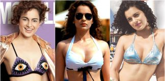 49 Hot Pictures Of Kangana Ranaut Expose Her Sexy Hour-glass Figure