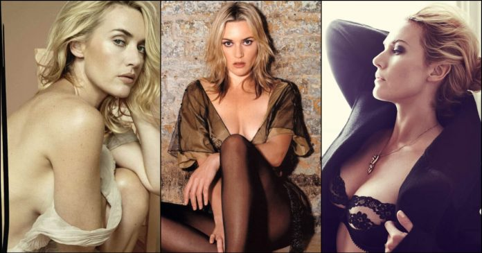 49 Hot Pictures Of Kate Winslet Will Make You Her Biggest Fan