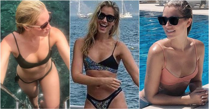 49 Hot Pictures Of Kristine Leahy Are Slices Of Heaven