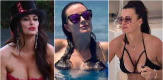 49 Hot Pictures Of Kyle Richards Which Expose Her Sexy Body