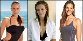49 Hot Pictures Of Laure Manaudou Which Expose Her Sexy Hour-glass Figure