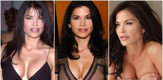 49 Hot Pictures Of Lauren Sanchez Which Expose Her Sexy Body