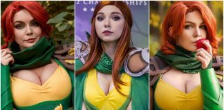 49 Hot Pictures Of Lyralei From Dota 2 Are Heaven On Earth