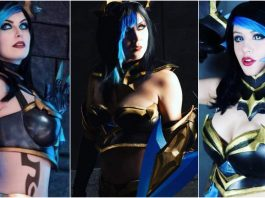 49 Hot Pictures Of Masquerade Evelynn From League Of Legends Which Will Drive You Nuts For Her