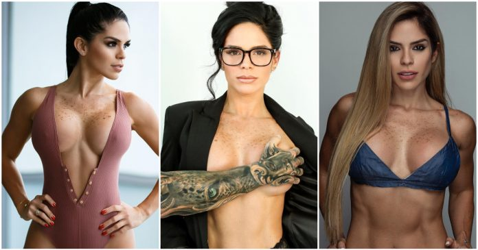 49 Hot Pictures Of Michelle Lewin That Are Simply Gorgeous