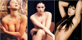 49 Hot Pictures Of Monica Bellucci Which Are Going To Make You Want Her Badly