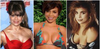 49 Hot Pictures Of Paula Abdul Are Heaven On Earth