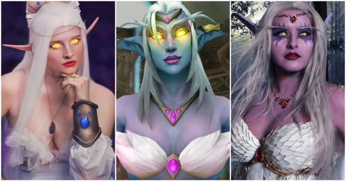 49 Hot Pictures Of Queen Azshara From The World Of Warcraft Which Will Rock Your World
