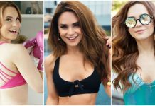 49 Hot Pictures Of Rosanna Pansino Will Make You Fall In Love Instantly