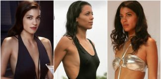 49 Hot Pictures Of Stephanie Sigman Which Will Make You Fantasize Her