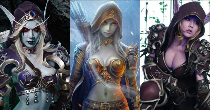49 Hot Pictures Of Sylvanas From World Of Warcraft Will Make You Drool For Her