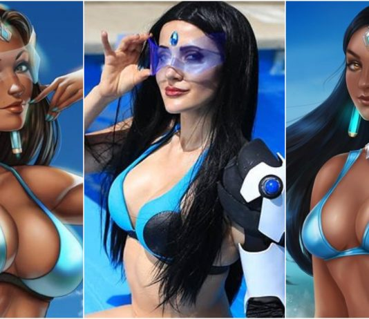 49 Hot Pictures Of Symmetra From Overwatch Prove That She Is One Of The Hottest Women Alive