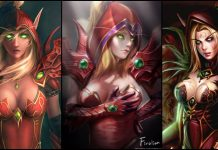 49 Hot Pictures Of Valeera From The World Of Warcraft Which Expose Her Sexy Hour-glass Figure