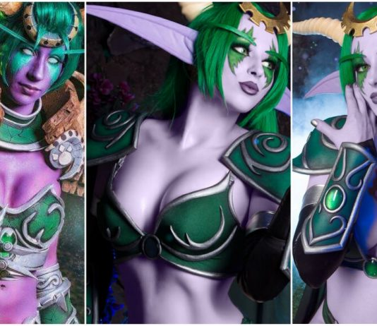 49 Hot Pictures Of Ysera From The World Of Warcraft Which Are Here To Rock Your World