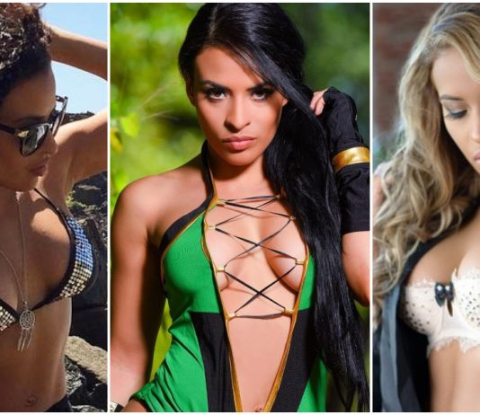 49 Hot Pictures Of Zelina Vega Which Will Make Your Day