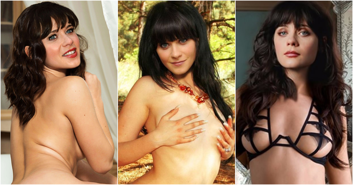 Hot Pictures Of Zooey Deschanel Are Gift From God To Humans