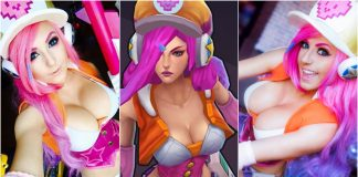 49 Hot Pictures OfArcade Miss Fortune From League Of Legends Are So Damn Sexy That We Don't Deserve Her