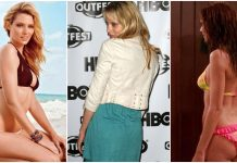 49 Hottest April Bowlby Big Butt Pictures Bring Her Big Ass To The Forefront