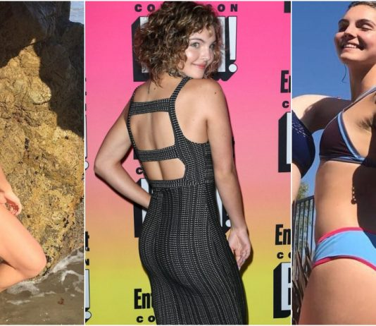 49 Hottest Camren Bicondova Big Butt Pictures Will Hypnotize You With Her Exquisite Body