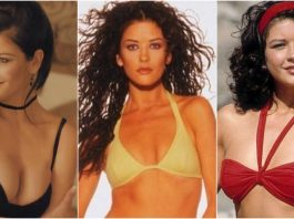 49 Hottest Catherine Zeta-Jones Bikini Pictures Will Make You Fall In Love with Her
