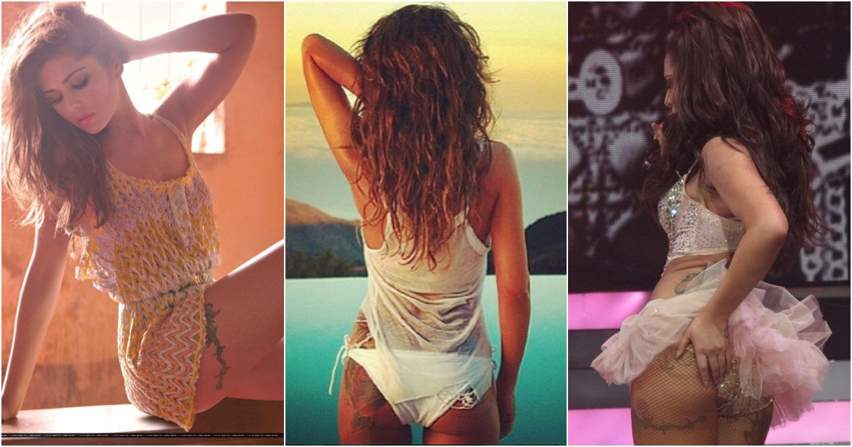So, What Do We Think Of Cheryl Cole's New Ass Tattoo