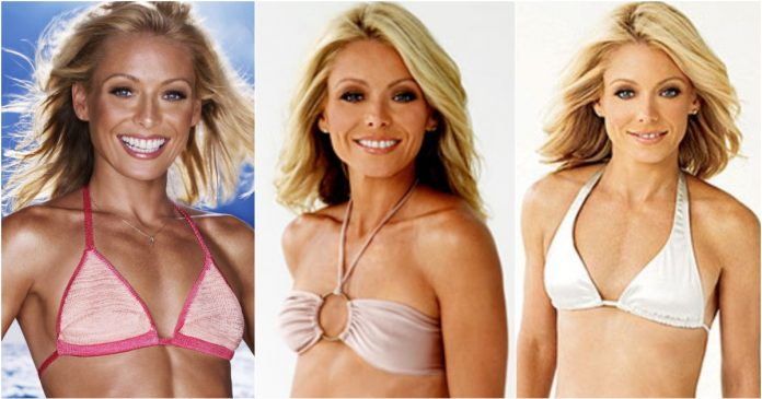 49 Hottest Kelly Ripa Bikini Pictures Expose Her Sexy Hour- glass Figure