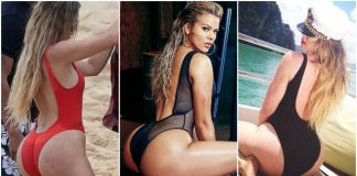 49 Hottest Khloe Kardashian Big Butt Pictures Will Make You Stare The Monitor For Hours